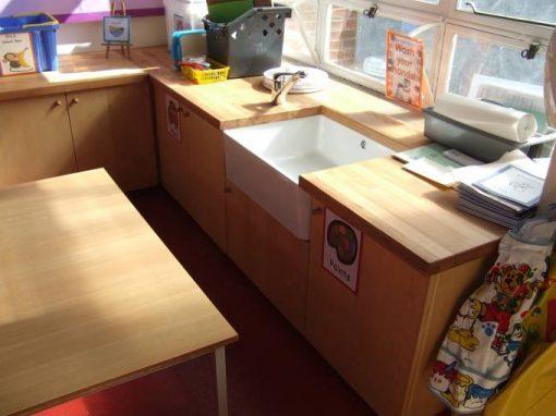 Primary School Refurbishment – Worthing