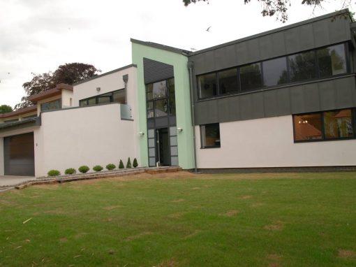 Development of 3 new Eco-Homes – Southwick