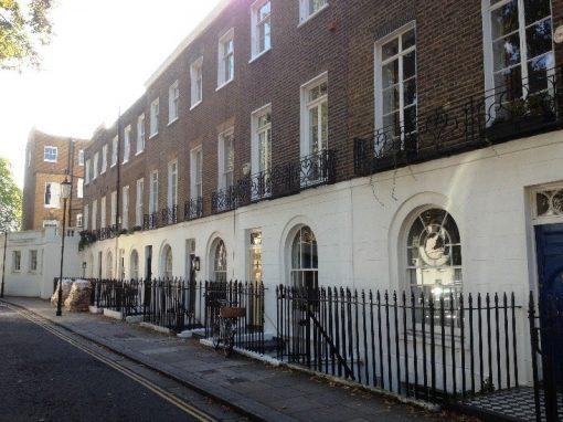Grade II Listed Building Refurbishment – Chelsea
